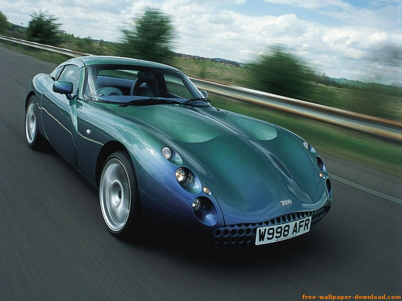 tvr tuscan speed