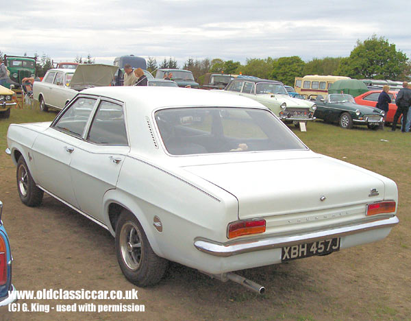 vauxhall victor fe