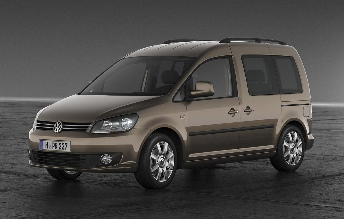 volkswagen caddy 4motion