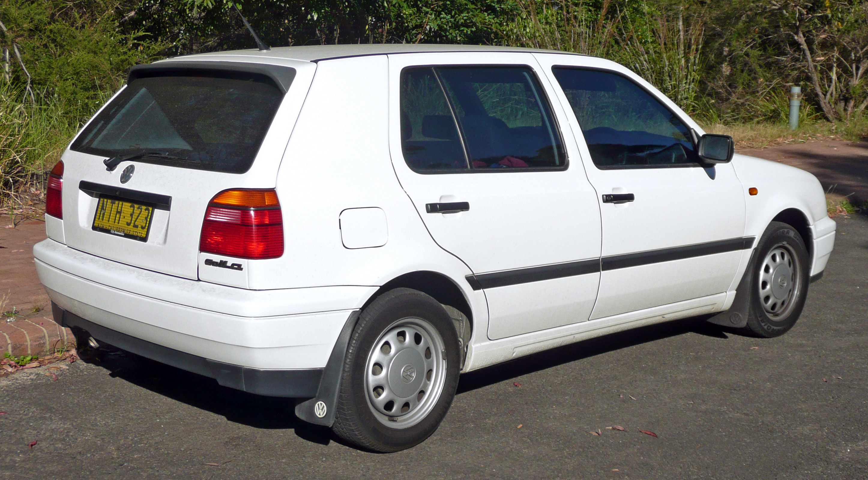 volkswagen golf iii cl