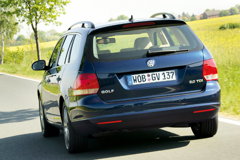 volkswagen golf variant 1.9 tdi bluemotion