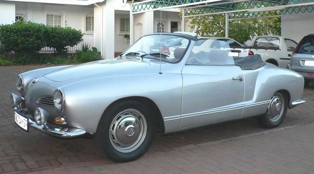volkswagen karmann convertible