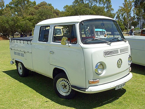 volkswagen kombi pick-up