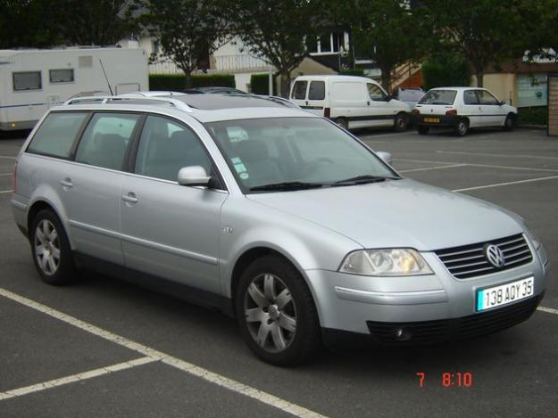 volkswagen passat break