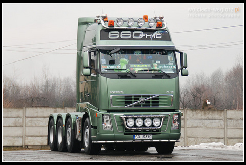 volvo fh 16-660