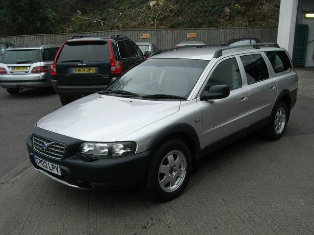 volvo xc70 geartronic