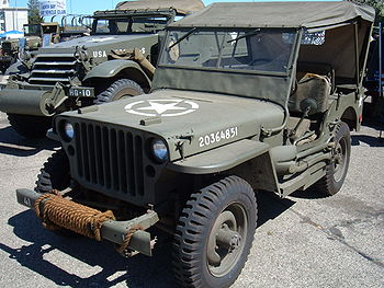 willis jeep
