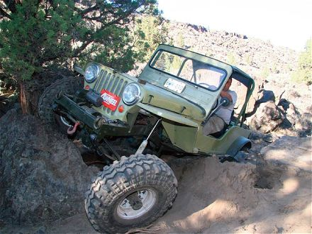 willys cj