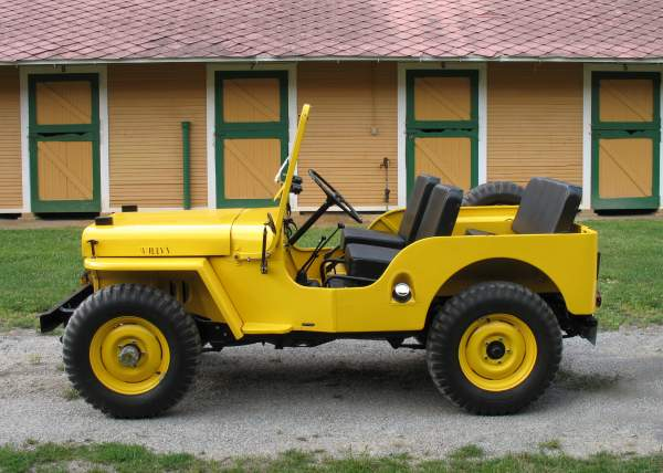 willys cj-2a-2