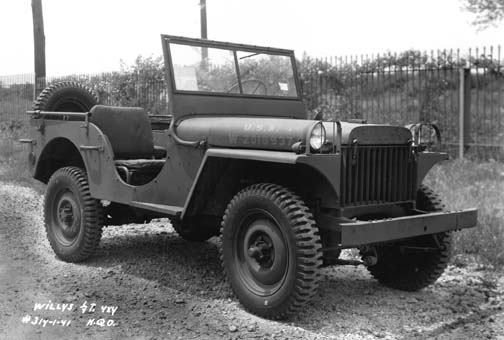 willys m170