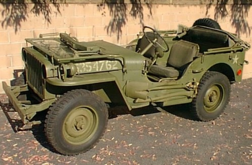 willys military