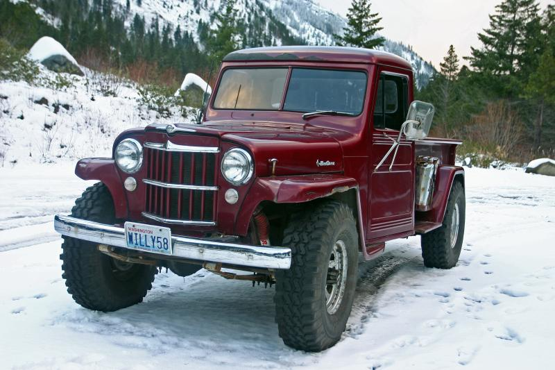 willys pickup-2