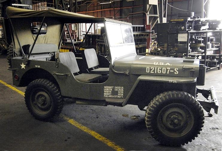 willys replica