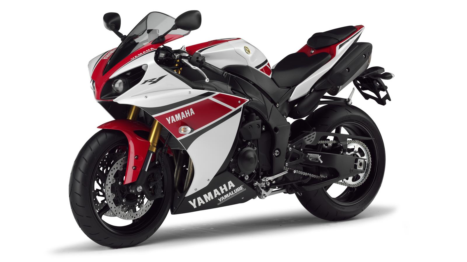 yamaha yzf-r1 50th