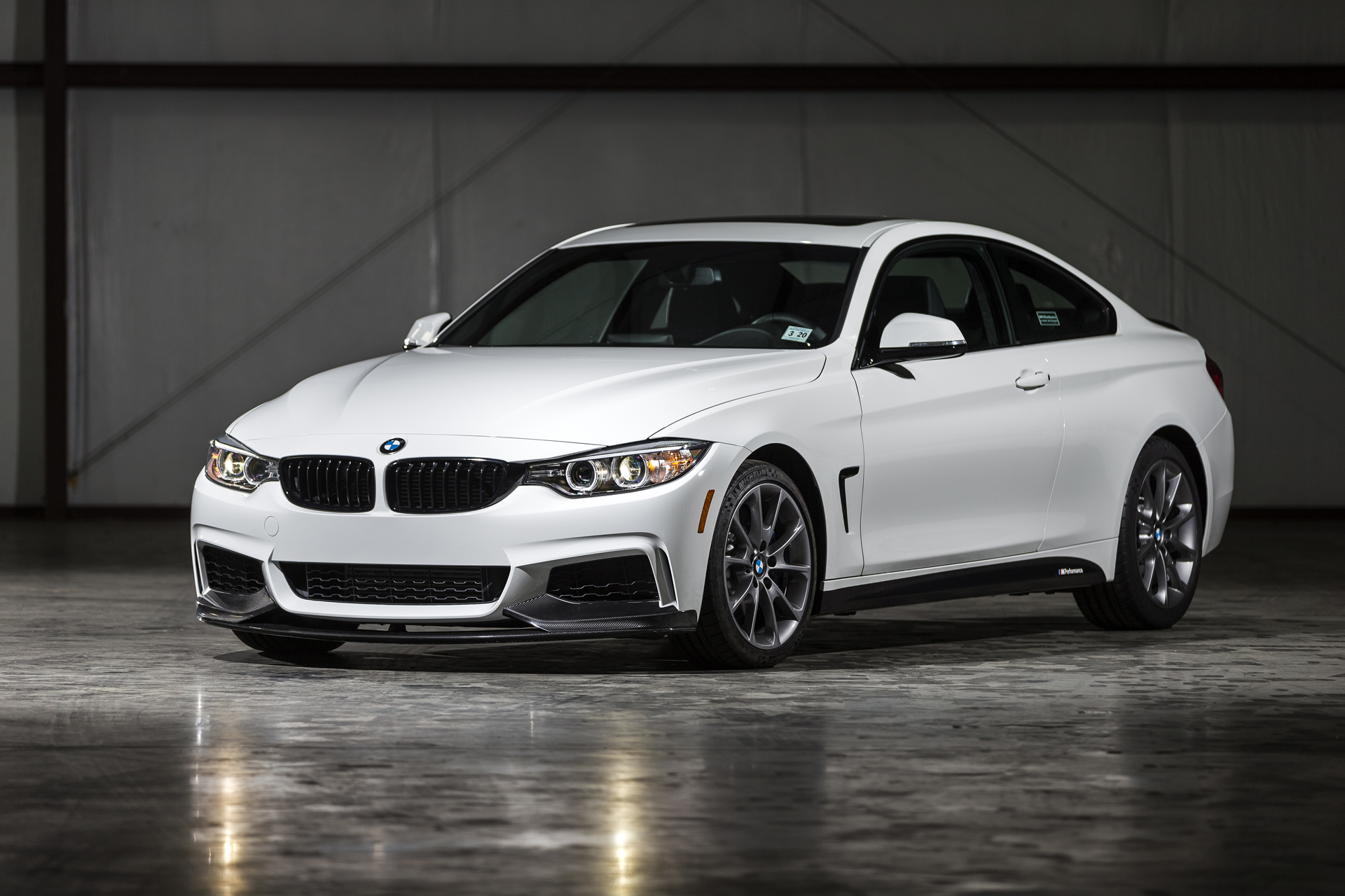 BMW releasing a Limited-Run 435i ZHP edition with extra beans loaded