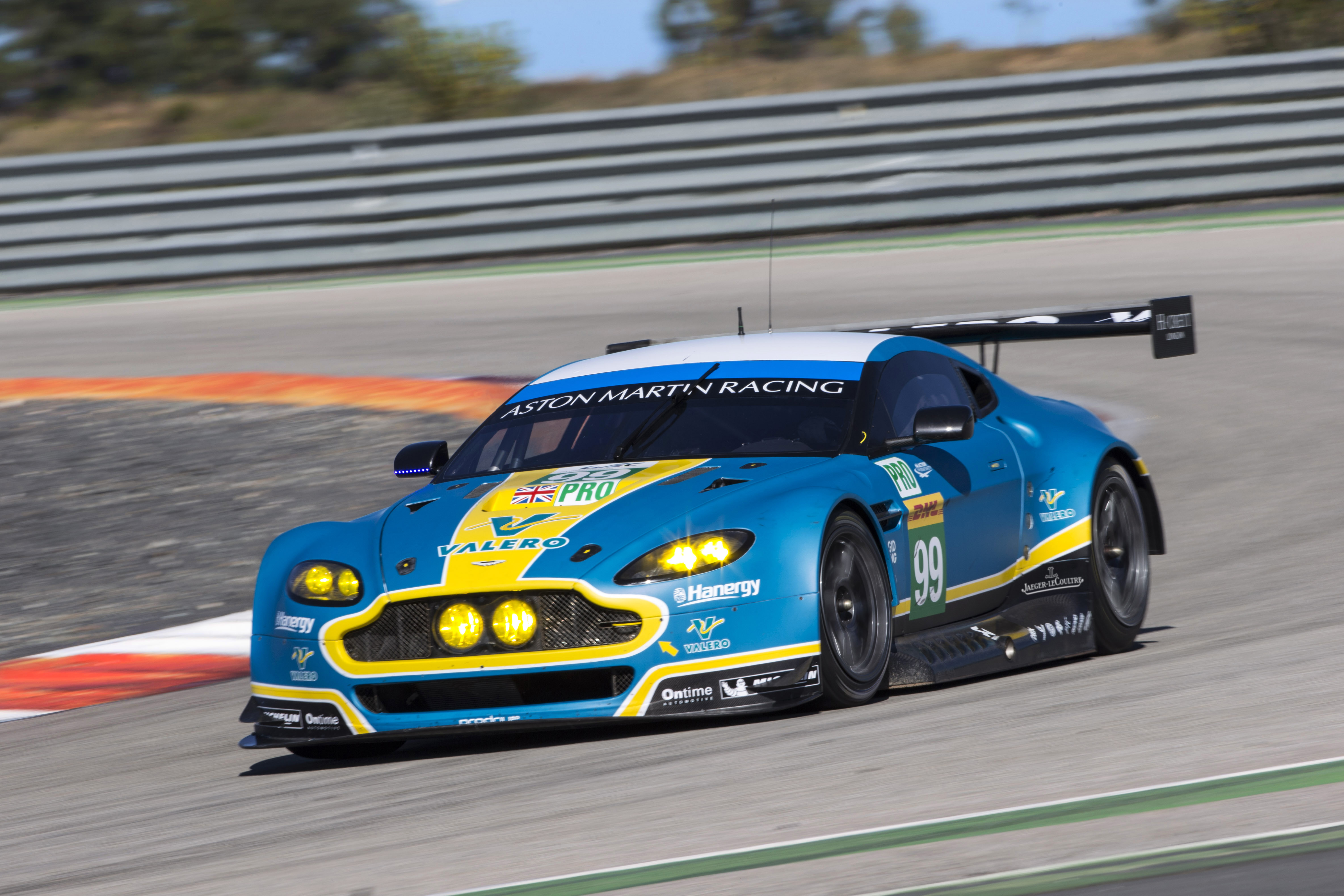 CEO Of Aston Martin Accepted Racing Competition Running For 24 Hours