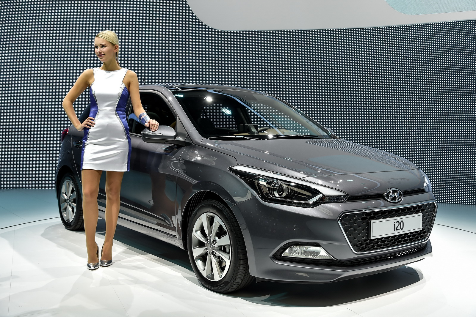 Hyundai i20 Coupe is a 3-door i20 after the Koreans remove two doors