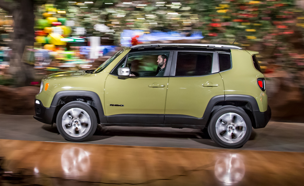 Jeep Renegade stopped for sale as Software Problems blocks it, this may not be relevant to the automatic transmission