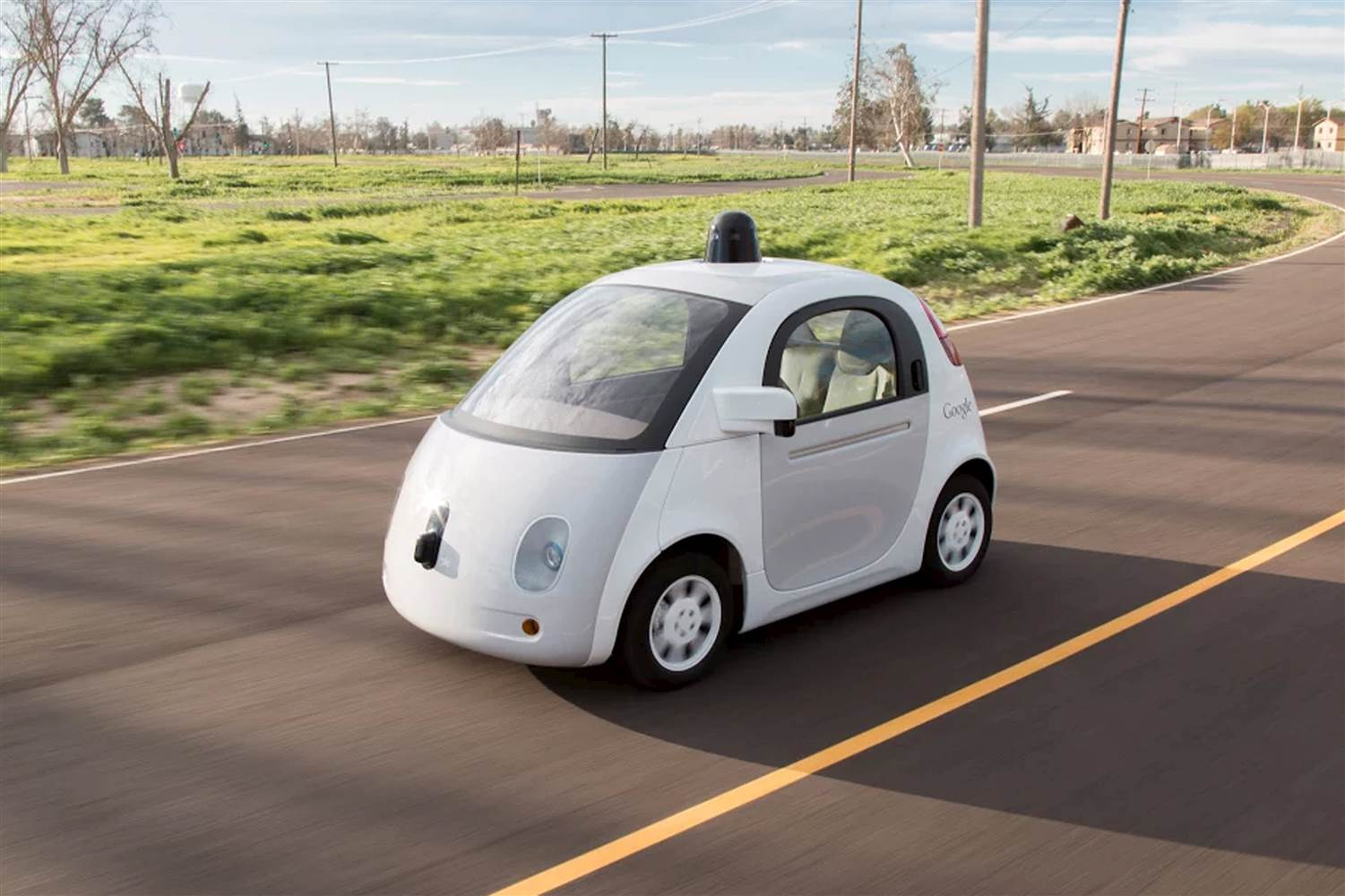 Public road testing for Google Self-Driving Car starting this summer in California