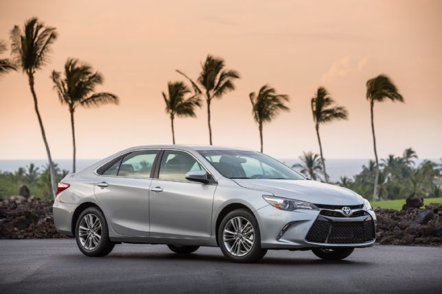 The Favorite Car of America Now With an Extra Punch - 2015 Toyota Camry