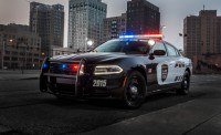 2015 Dodge Charger Pursuit now moves on all four wheels