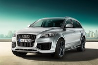 2015 Stylish Model Audi Q7 Has Been Spotted In Mumbai