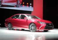 2015 Toyota Camry refreshed model to be introduced at New York International Auto Show