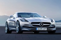2016 Model of SLK of Mercedes-Benz to Rename