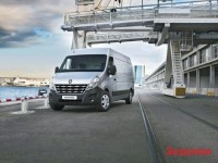 A close look at Renault Master