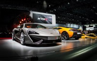 A New Sport Car of McLaren To Reveal At 2015 Auto Shanghai