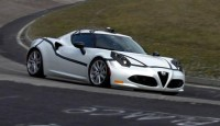 Alfa Romeo 4C – The Edgy and The Gorgeous Car!
