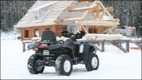 Arctic Cat TRV