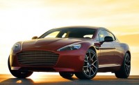 Aston Martin Rapide S – Luxury in Power!