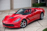 Chevrolet's new Corvette C7 Stingray is Unique and Exceptional