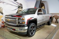 Chevy Silverado Toughnology Concept Uses Steel Of light weight To Reduce Cost