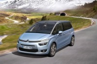 Citroen presented new Grand C4 Picasso