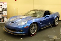 Corvette museum decide not to preserve the sinkhole created by the Disaster