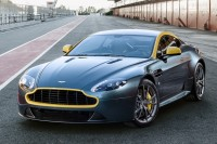 DB9 Edition Of Aston Martin V8 Vantage – Showcased