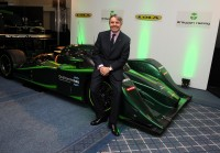 Drayson Racing will set a new speed record for electric vehicles
