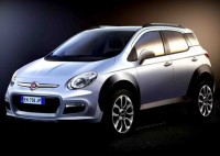 Fiat 500X Crossover Makes A Grand Hit At Paris Motor Show