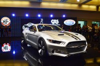 Ford Mustang Galpin Rocket: show stopper Mustang with 725hp designed by Fisker