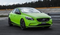 Heico Sportiv prepared its own version of Volvo V40