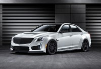 Hennessey: Is HPE of 2016 Cadillac CTS-V to 1000 horses Real?