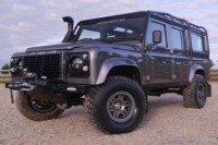 Icon Defender, another incredible vehicle from the Rover stable