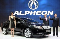 In South Korea Buick LaCrosse becomes Daewoo Alpheon