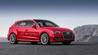 Ingolstadt will please the Geneva Auto Show visitors with the new Audi A3 e-tron hybrid