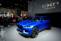 Jaguar To Unwrap F Pace This September