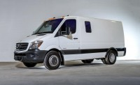 Keep a truck load of cash the Mercedes-Benz Sprinter is Here