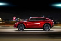 Lambo Urus will become a serial car in 2017