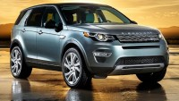 Land Rover Discovery Sport Displayed AT 2015 Detroit Motor Show